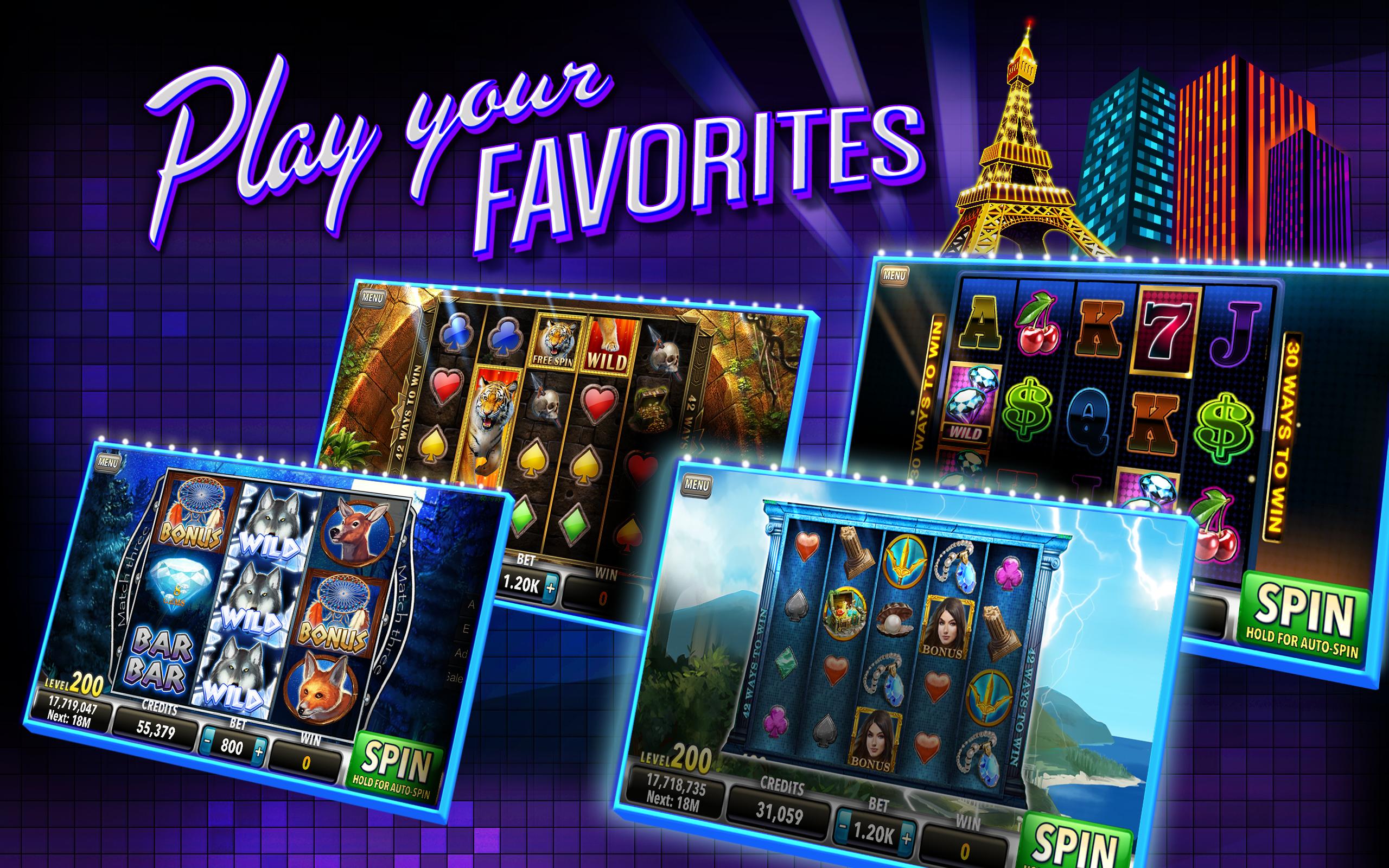 casino website template