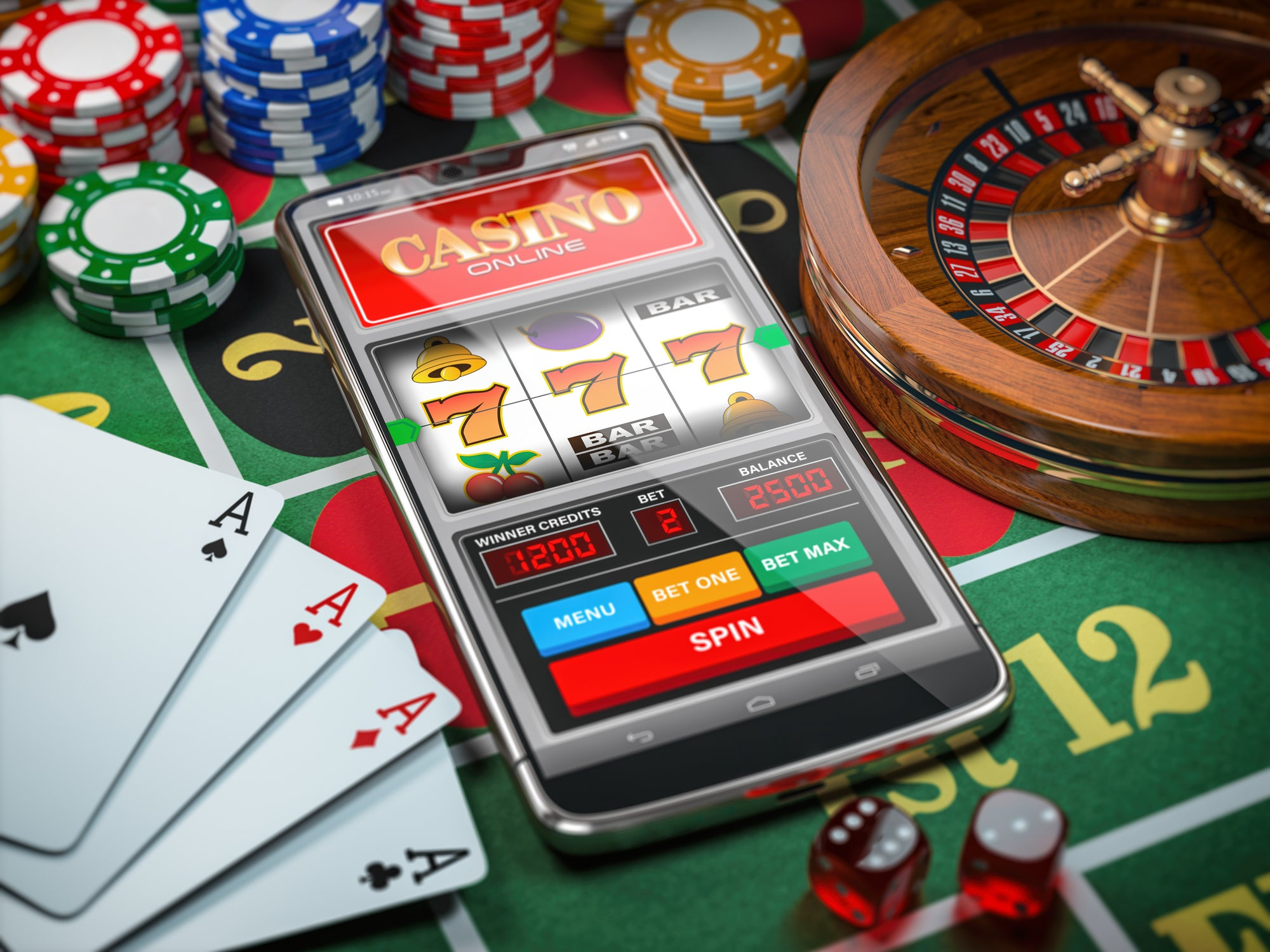 Gambling In Casino Free